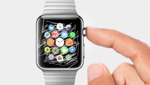 El Scratchgate llega a los Apple Watch