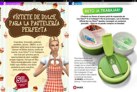 Revista Oficial Los Sim 13
