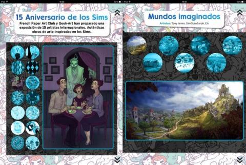 Revista Oficial Los Sims 13