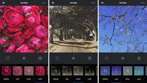 Instagram se actualiza con 3 filtros y emojis como hashtags