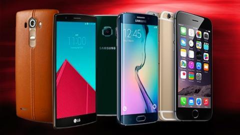 LG G4, Galaxy S6, iPhone 6, HTC One M9, Z4... ¿Cuál es mejor?