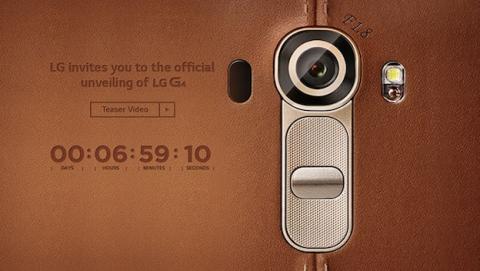 lg g4 ver online presentación