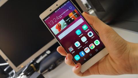 Foto Huawei P8