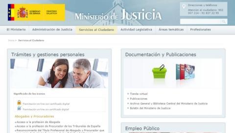 Webs del Gobierno español podrían estar enviando datos a Google.