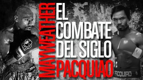 Dónde ver online en directo el combate Mayweather vs Pacquiao en Internet
