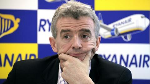 Hackers roban 5 millones de euros a la aerolínea Ryanair.