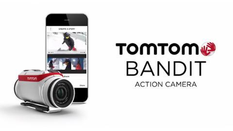 action cam tomtom bandit