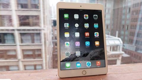 Roban prototipo de iPad