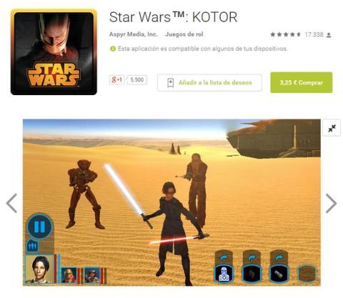 Día de Star Wars Juegos
