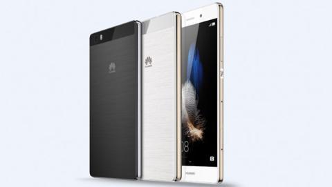 Huawei P8 Lite lle