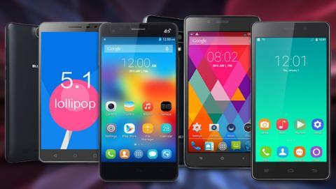 Las mejores ofertas en smartphones por menos de 200 euros