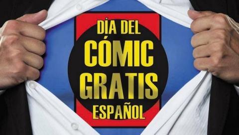 Día del Cómic Gratis Español. ¡Llévate un cómic gratis!