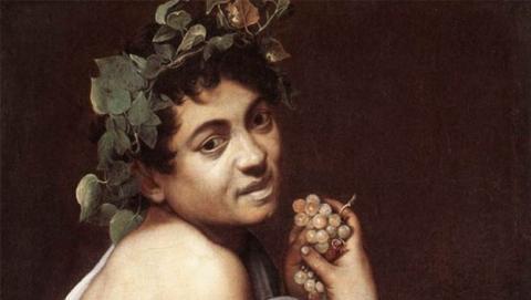 Caravaggio cómo reconocer pintores por sus cuadros