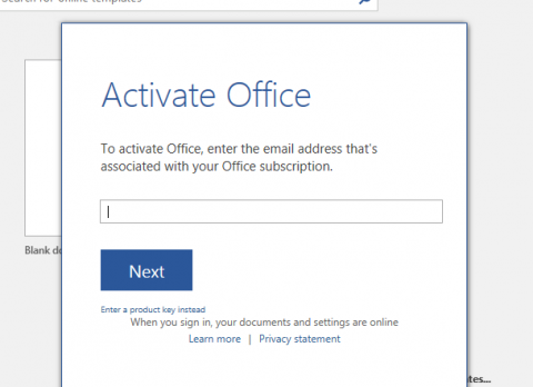Cómo descargar e instalar Office 2016 Preview