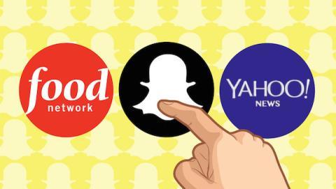 Snapchat actualiza su sección de Discover