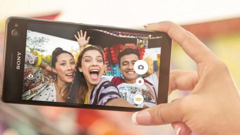 Sony Xperia C4: presentado oficialmente el móvil para selfies