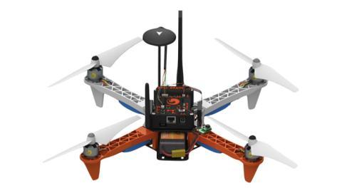drone con ubuntu
