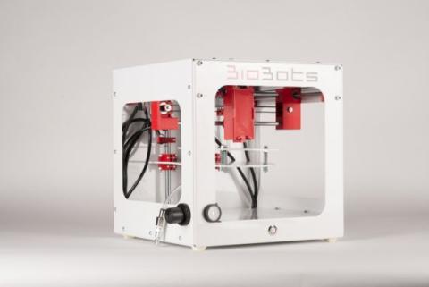 La bioimpresora 3D de BioBots puede fabricar modelos 3D de tejidos vivos y órganos humanos en miniatura.