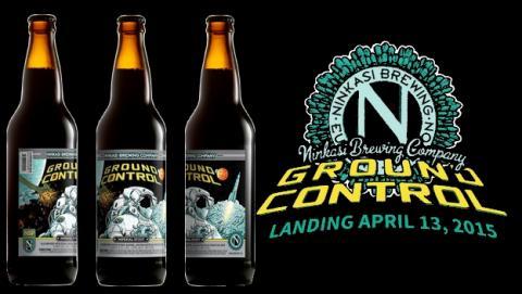 Ground Control, a la venta la cerveza fermentada con levadura que ha viajado al espacio.