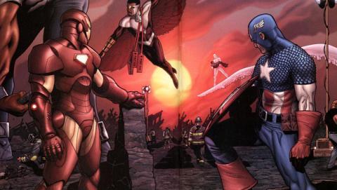 Capitán América: Civil War ya tiene protagonistas y sinopsis