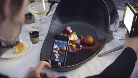 Un restaurante para los adictos a hacer fotos de la comida