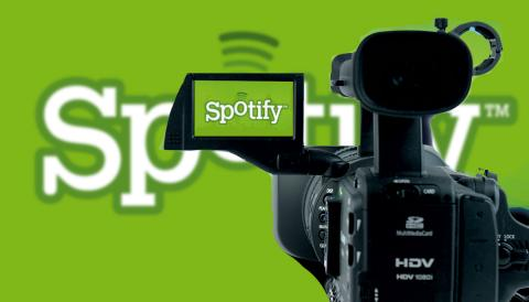 Spotify dispuesta a entrar en el mercado del vídeo streaming