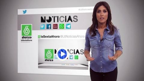 laSexta Noticias Ahora llega a WhatsApp, Facebook y Twitter