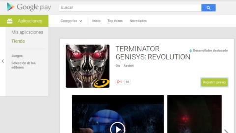 Google Play ya permite registrar apps antes de que se estrenen con la nueva función Registro Previo.