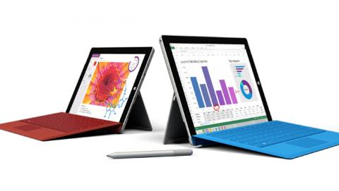 Surface 3 windows 10