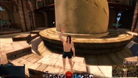 Un hacker es condenado a muerte en el juego Guild Wars 2, 800.000 personas asisten a la ejecución.