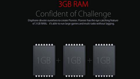 Elephone y Ulefone muestran dos grandes móviles con 3 GB de RAM