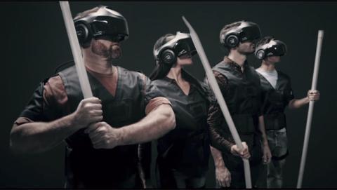 The Void, para experimentar la realidad virtual a otro nivel