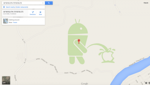 Google desactiva Map Maker tras hacks