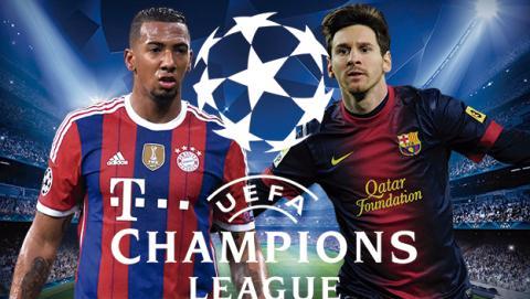 Ver online y en directo Bayern Munich FC Barcelona de Champions en Internet