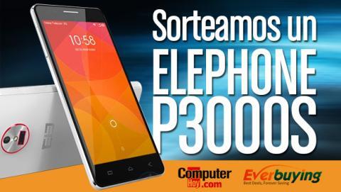 Consigue un Elephone P3000S por el aniversario de Everbuying
