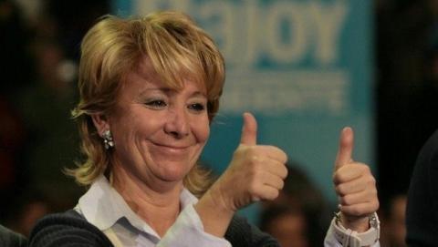 WiFi gratis en todo Madrid, la propuesta de Esperanza Aguirre.