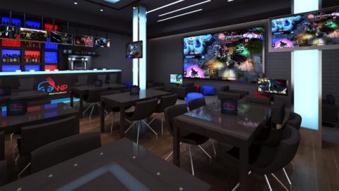 El primer bar restaurante para Gamers, GG  WP Bar & Restaurant quiere abrir en Madrid.