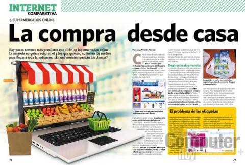 Webs de supermercados