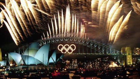 Vende anillos olímpicos de Sidney 2000 en Ebay por 21.000$