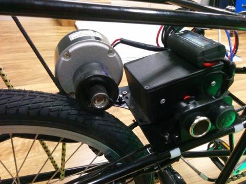 Bicycle Cinema cine a pedales