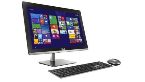 ASUS ET2323, el PC todo-en-uno con carga inalámbrica, control por gestos y NFC.