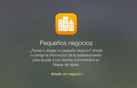 Maps Connect te permite añadir tu negocio en Apple Maps