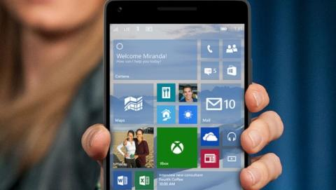 windows 10 mobile actualizaciones