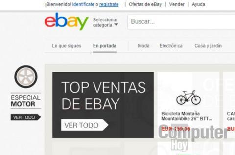 Regístrate en eBay