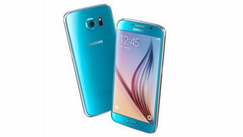 Samsung Galaxy S6 Azul Topacio