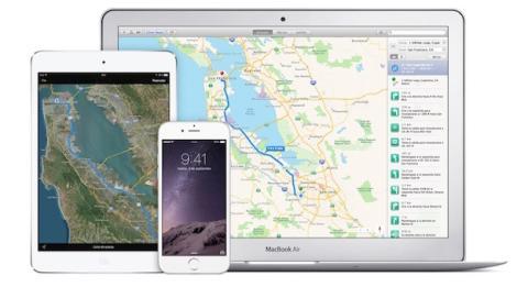 Apple mejorará sus mapas y navegación GPS con la tecnología de Coherent