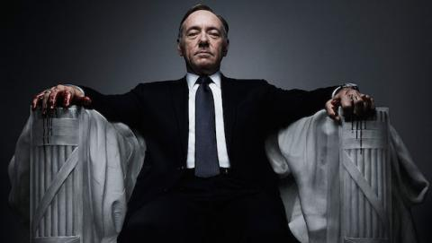 Netflix creó House of Cards sabiendo que sería un éxito