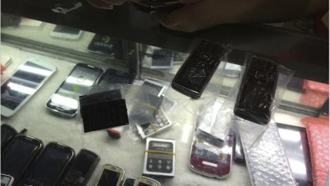 mercado de móviles chinos