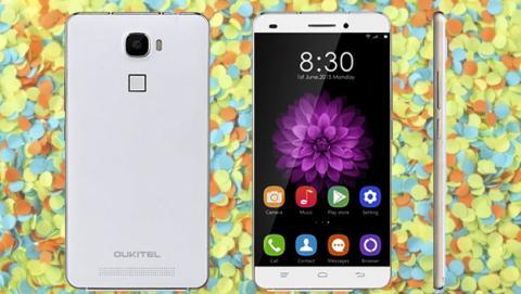 OUKITEL U8, elegante y potente phablet 4G con Android 5.1