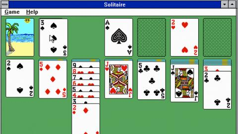 Solitario Windows 3